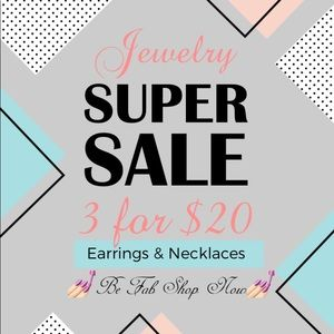 💅🏻FRANCESCA JEWELRY SALE💅🏻